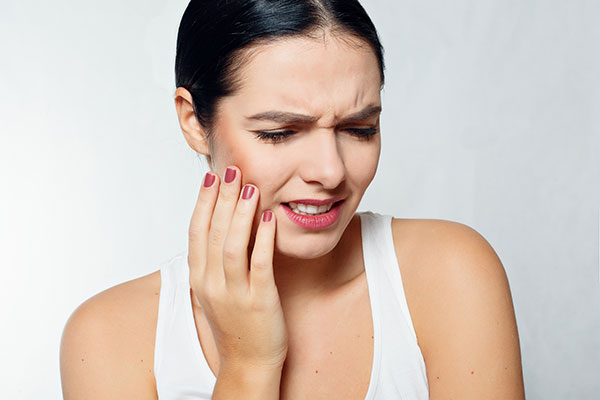 tooth pain sore jaw brooklin whitby dentist